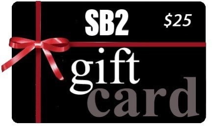 $25 Gift Cards available now!