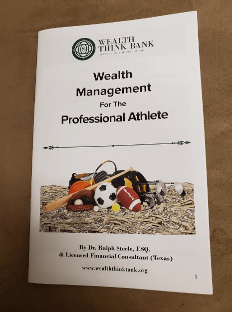 Wealth Management for The Professional Athlete