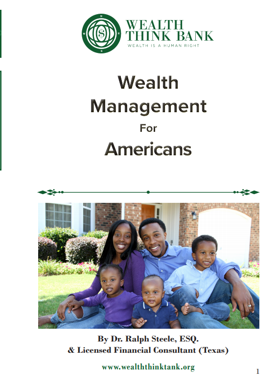 Wealth Management for Americans