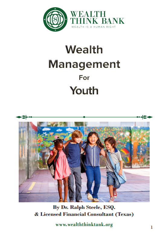 Wealth Management for Youth