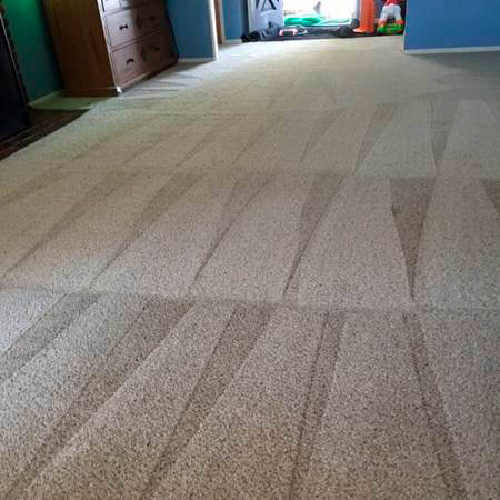 Carpet Cleaning - STEAM CLEAN ONLY